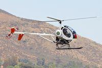 N58407 @ KSEE - At Gillespie Field , San Diego , California
