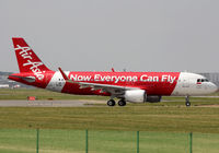 F-WWIQ @ LFBO - C/n 5098 - To be PK-AZE and modified as an Airbus A320-216(WL) - by Shunn311