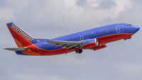 N527SW @ KSAT - departure from San Antonio IAP