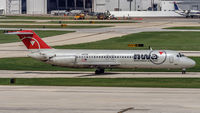 N9339 @ KSAT - taxying to the gate