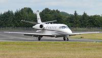 CS-DFP @ EGPH - Fraction155A on taxiway bravo 1 - by Mike stanners