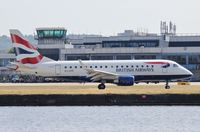 G-LCYF @ EGLC - Just landed. - by Graham Reeve