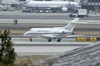 N517LR @ KLAX - At Los Angeles Airport , California