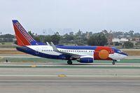 N230WN @ KLAX - At Los Angeles Airport , California
