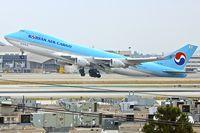 HL7601 @ KLAX - At Los Angeles Airport , California