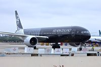 ZK-OKQ @ KLAX - At Los Angeles Airport , California