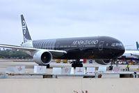 ZK-OKQ @ KLAX - At Los Angeles Airport , California