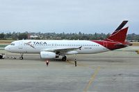 N680TA @ KLAX - At Los Angeles Airport , California