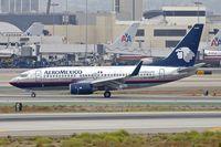XA-QAM @ KLAX - At Los Angeles Airport , California