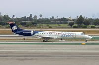 XA-WLI @ KLAX - At Los Angeles Airport , California