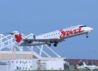 C-GJZZ @ CYOW - Heading for Boston Logan Airport (KBOS) mid-morning. - by Dirk Fierens