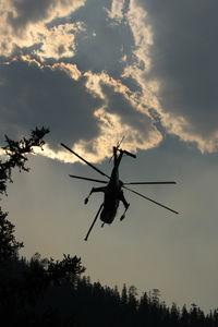 N793HT - N793HT - Jaroso fire, Cowles, NM - June 2013