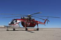 N793HT @ SAF - N793HT - Jaroso fire, Cowles, NM - June 2013