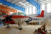 N572JB @ 5T6 - At the War Eagles Air Museum - Santa Teresa, NM