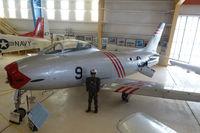 132028 @ 5T6 - At the War Eagles Air Museum - Santa Teresa, NM - by Zane Adams