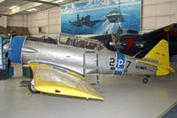 N85JR @ KPSP - Displayed at the Palm Springs Air Museum , California