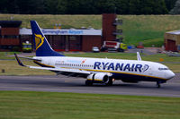 EI-EKP @ EGBB - Ryanair - by Chris Hall