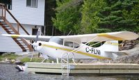 C-FLNI - Seen on Abram Lake near Sioux Lookout, Ontario - by Stephen B. Nicholson