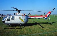 B-77 @ EGXJ - RIAT 2001 - by olivier Cortot