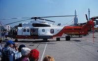 B-HRM @ LFPB - Bourget 2001 - by olivier Cortot