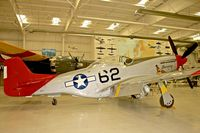 N151BP @ KPSP - Displayed at the Palm Springs Air Museum , California
