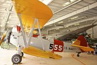 N63555 @ KPSP - Displayed at the Palm Springs Air Museum , California