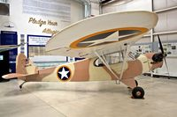 N28118 @ KPSP - Displayed at the Palm Springs Air Museum , California