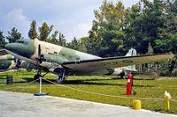 43-49111 @ LGTT - Douglas DC-3C-47B-10-DK [14927/26372] Dekelia-Tatoi~SX 02/04/1998 - by Ray Barber