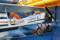 F-AHBE @ LFPB - SPAD Herbemont 54, Air & Space Museum Paris-Le Bourget (LFPB) - by Yves-Q