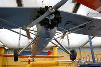 F-BCNM @ LFPB - Morane-Saulnier 317, Air & Space Museum Paris-Le Bourget (LFPB) - by Yves-Q