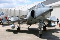 56 @ LFPB - Dassault Etendard IV M, Air & Space Museum Paris-Le Bourget (LFPB) - by Yves-Q