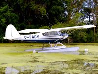 C-FABY @ KOSH - AirVenture 2013 Seaplane Base - by Ray Hindle