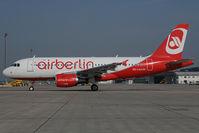 OE-LOA @ LOWW - Air Berlin Airbus 319 - by Dietmar Schreiber - VAP