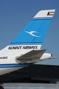 9K-AME @ LOWW - Kuwait Airways Airbus 300-600 - by Dietmar Schreiber - VAP