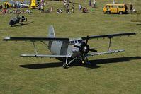 SP-FAH @ LOAS - Antonov 2
