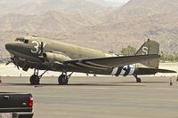N60154 @ KPSP - At Palm Springs Air Museum , California