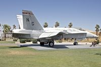 162403 @ KPSP - At Palm Springs Air Museum , California - by Terry Fletcher