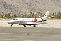 N711HA @ KPSP - At Palm Springs Airport , California