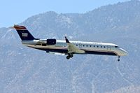N496CA @ KPSP - At Palm Springs Airport , California