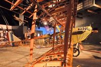 UNKNOWN @ BFI - Curtiss JN-4D Jenny, c/n: Replica in Seattle Museum of Flight - by Terry Fletcher