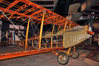 UNKNOWN @ BFI - Curtiss JN-4D Jenny, c/n: Replica at Seattle Museum of Flight - by Terry Fletcher