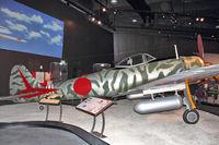 UNKNOWN @ BFI - Nakajima Ki-43 IIIa, c/n: Replica in Seattle Museum of Flight