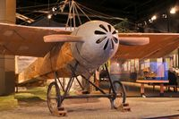 UNKNOWN @ BFI - Rare 1914 Caproni Ca.20 at the Seattle Museum of Flight - by Terry Fletcher