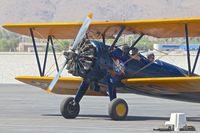 N66940 @ KPSP - Giving pleasure rides at Palm Springs CA