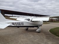N1161F @ 5C1 - Boerne Stage Airfield - by P. Hughes
