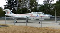 101035 @ CYXX - I last saw this CF-101B when it was flying at the 1980 Abbotsford Airshow (see next photo).  It has been on display at the Abbotsford Airport for several years. - by M.L. Jacobs