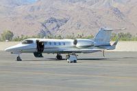 N229LJ @ KPSP - At Palm Springs
