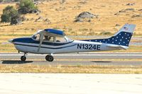 N1324E @ KRNM - At Ramona Airport , California