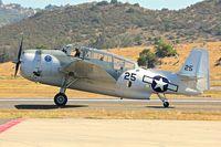 N4171A @ KRNM - At Ramona Airport , California