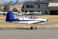 N94PK @ KRNM - At Ramona Airport , California